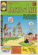 Facts O' Life, Sex Education Funnies      (2nd Print)    FN/VFN