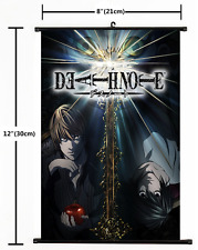 Japan Anime Death Note Home Decor Poster Wall Scroll cosplay  1742