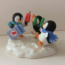 "HALLMARK USA KEEPSAKE ORNAMENT: ""COOL TREATS"" FROM 2008"