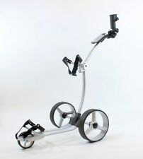 "Golftrolley Yorrx® Slim Lion Pro5 ""TOPSET"", Edition *ALU COOL* Golfcart - NEU"
