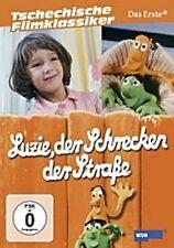 LUZIE DER SCHRECKEN DER STRASSE DVD TV SERIE NEU
