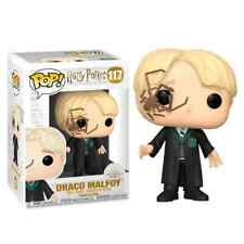 Figura Funko POP DRACO MALFOY with Whip Spider 117 Harry Potter