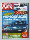 MAGAZINE - ACTION AUTO MOTO N° 2 - MAI 1994 *