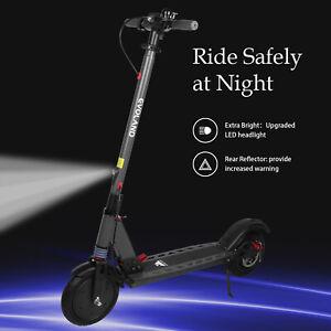 Elektro Scooter 350W Escooter Roller Elektroroller Faltbar Aluminium E-Scooter