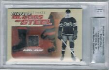 2003-04 BAP ULTIMATE MEMORABILIA VINTAGE BLADES OF STEEL AUREL JOLIAT 12/20 !!