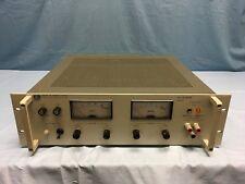 HP 6267B DC Power Supply 0-40V 0-10A 115VAC 57-63Hz LOAD TESTED