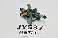 Warhammer Imperial Guard Cadian Auto Cannon Metal - JYS37