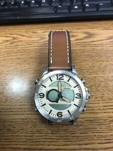 FOSSIL Men's watch jr1506 For Parts
