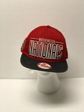 New Era 59Fifty MLB Washington Nationals SnapBack Men's Hat