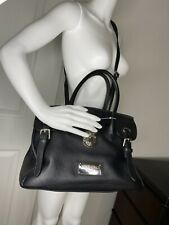 Valentino By Mario Black Leather bag