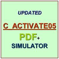 Latest SAP E/_HANAAW/_12 Verified Practice Test Exam QA SIM PDF+Simulator