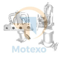 BM91737H Exhaust Approved Petrol Catalytic Converter +2yr Warranty