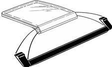 1981-1988 Ford Mustang T-Top To Panel Door Window Weatherstrip RH