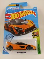 McLaren Senna - Orange | HW Exotics 4/10 | Hot Wheels 162/250