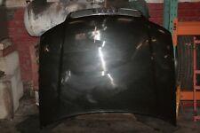 2003 AUDI A4 B6 BONNET BLACK LZ9W
