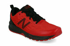 New Balance Mens Nitrel V3 Trail Running Shoes Red/Black All Terrain Trainers