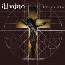 ILL NIÑO – EPIDEMIA (NEW/SEALED) CD