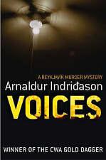 Voices by Arnaldur Indridason (Hardback, 2006 - Large Print )#SundayMarket