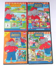DVD Sammlung BENJAMIN BLÜMCHEN ( 6 Episoden/ Filme)/ Komplett Deutsch #2