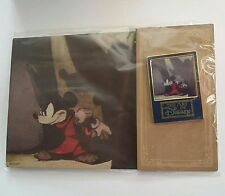Japan Mall - Art of Disney - Fantasia Sorcerer's Apprentice Mickey LE 200 Pin