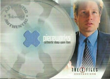 X-Files Mulders Shirt - PW-2 PIECEWORKS COSTUME  CARD