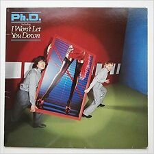 Ph. D. I won't let you down (1981) [LP]