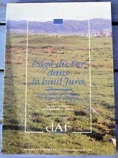 Documents d'Archéologie Française (D.A.F. n°34), L'âge du Fer dans le Haut-Jura,