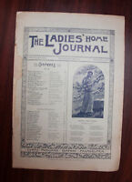 LADIES HOME JOURNAL May 1892 Magazine Back Issues PALMER COX Brownies