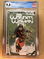 Future State: Wonder Woman #1 -1st Yara Flor Wonder Girl & Caipora CGC 9.8 WP NR