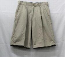 Chaps Boy's Khaki School Uniform Shorts Size 18 Reg