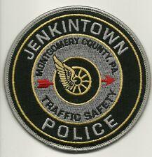 Motors Traffic Jenkintown Police State Pennsylvania PA