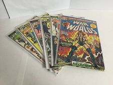 Amazing Adventures 18 26 33 34 37 38 Lot Vg Very Good 4.0 Marvel Comics A39