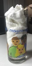 Vintage Libbey Imagine What We Can Do Together 1995 Tumbler Discontinued Exc!