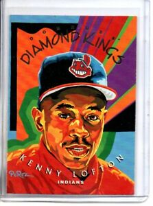 1994 DONRUSS KENNY LOFTON DIAMOND KINGS