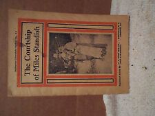 POETRY COURTSHIP OF MILES STANDISH 1912