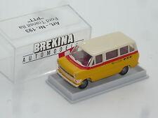 1:87 HO Scale Brekina Ford Transit Mk1 Van PTT Switzerland n Mk2 Mk3 TDCi Truck