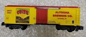 American Flyer Trains #5601, ALTOONA BREWING CO. (15D)