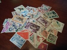 Collection lot 45 different stamps of Monaco