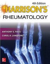 HARRISON'S RHEUMATOLOGY - FAUCI, ANTHONY S. (EDT)/ LANGFORD, CAROL A. (EDT) - NE