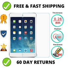 10X Durable Screen Protector Tempered Glass for Apple iPad Mini 1 2 3 4