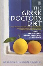 The Greek Doctor's Diet,Fedon Alexander Dr. Lindberg