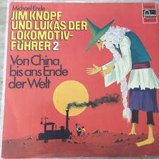 JIM KNOPF UND LUKAS DER LOKOMOTIV-FÜHRER 2 (fontana special 6434 059 Stereo)