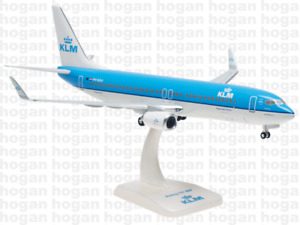 Hogan Wings 0731, KLM Royal Dutch Airlines 737-800 with winglets, 1:200