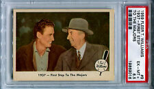 """1959 Fleer TED WILLIAMS 9 """"1937 - First Step to the Majors"""" HOF PSA 6.5 EX-Mint+"""