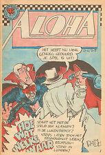 MAGAZINE ALOHA 1972 nr. 26 - VALERIE SIMPSON (MOTOWN) / KROPOTKIN / JIMI HENDRIX