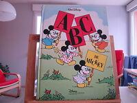 ABC DE MICKEY 1992 BE/TBE WALT DYSNEY