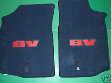 VW Rabbit 8V Front+R Embroidery LOGO 4pc Floor Mat Set