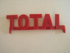 "ENSEIGNE  "" TOTAL ""  POUR  GARAGE  STATION  SERVICE  NIL   VROOM  1/43"