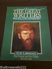 THE GREAT WRITERS #31 D.H. LAWRENCE