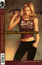 Buffy the Vampire Slayer Season 8 Comic 3/07,The Long Way Home Part 1,March 2007